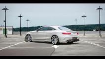 Mercedes-Benz S63 AMG Coupé di Voltage Design