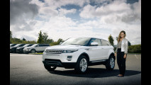 Le Range Rover Evoque di Francesca Versace