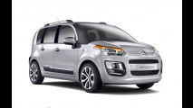 Citroen C3 Picasso restyling