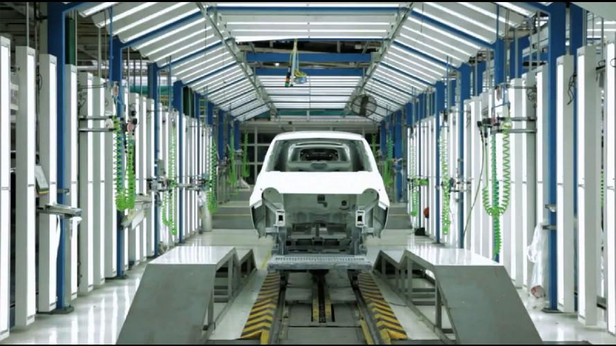 """Video Fiat 500 USA: """"Dalla fabbrica agli americani"""""""