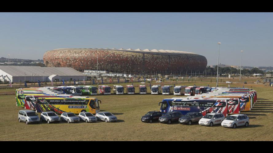 Ultimo atto Hyundai per i Mondiali di Calcio 2010