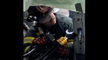 Chevrolet Volt e i pompieri USA