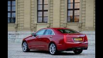 Cadillac ATS4 - TEST