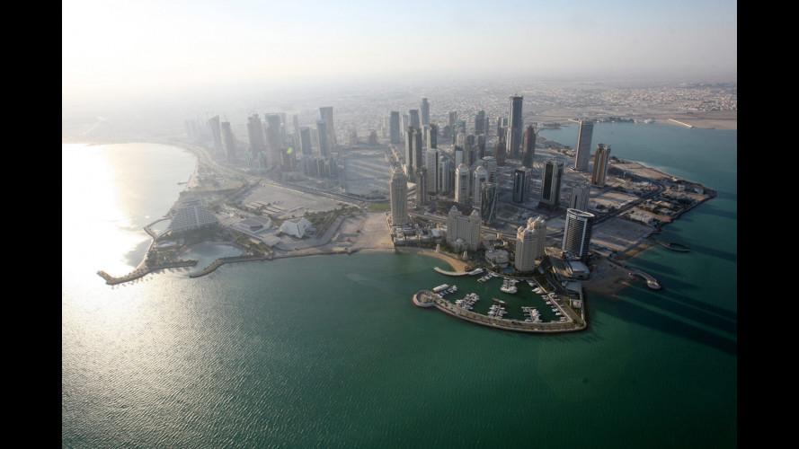 Il Qatar Motor Show torna nel 2012