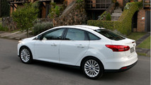 Ford Focus Fastback (Sedã)
