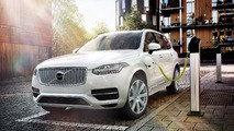 Volvo Electric and Hybrid Models