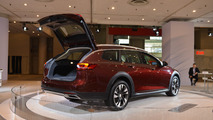 2018 Buick Regal TourX - New York 2017