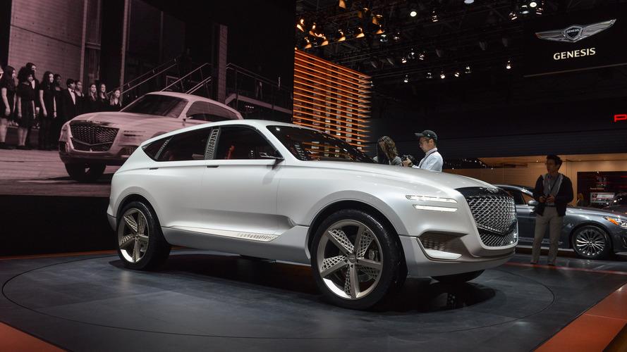 Un SUV GV60 pour dynamiser les ventes de Genesis Motors