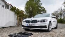 BMW carga inalámbrica