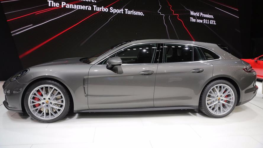 Porsche Panamera Sport Turismo - 2017 Cenevre