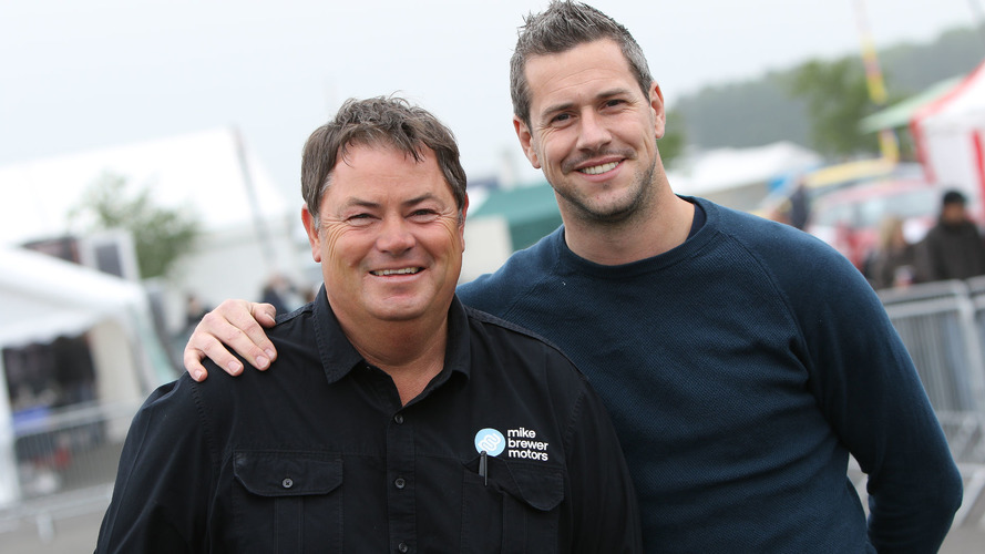 4 Wheeler Car >> Mike Brewer and Ant Anstead Wheeler Dealers photo