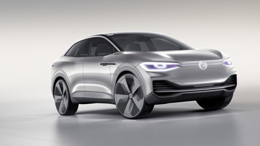 VW I.D. Crozz Concept é prévia de crossover elétrico de alto desempenho