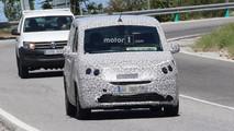 Citroën Berlingo 2018, fotos espía