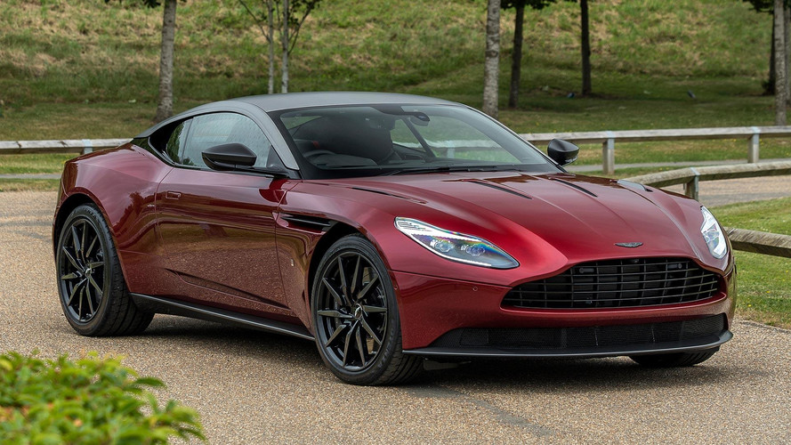 Aston Martin Builds One-Off Crimson DB11 For Royal Regatta