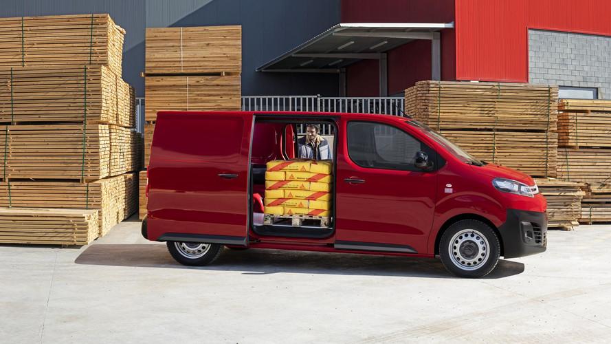 Yeni Citroen Jumpy Türkiye'de satışa sunuldu