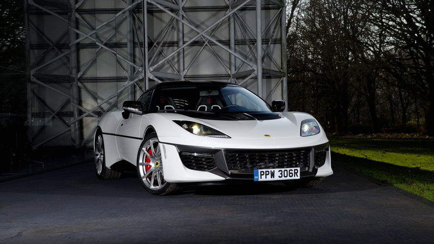 Lotus Evora Sport 410 - Hommage unique à James Bond