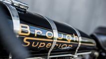 1936 Brough Superior SS100
