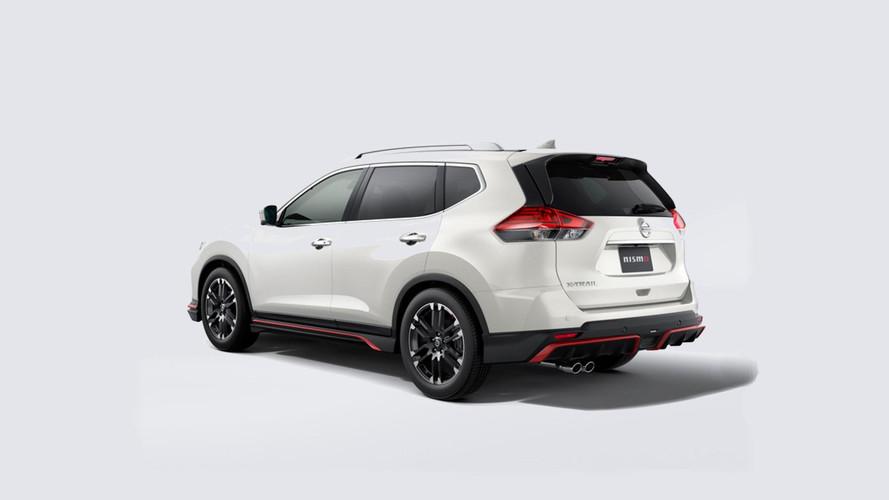 Nissan X-Trail 2017 con paquete Nismo Performance