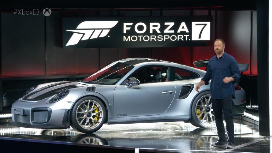 2018 Porsche 911 GT2 RS at E3