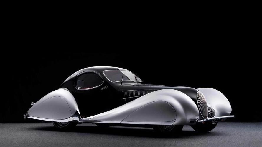 Stunning Talbot-Lago Teardrop Could Grab $4 Million At Auction