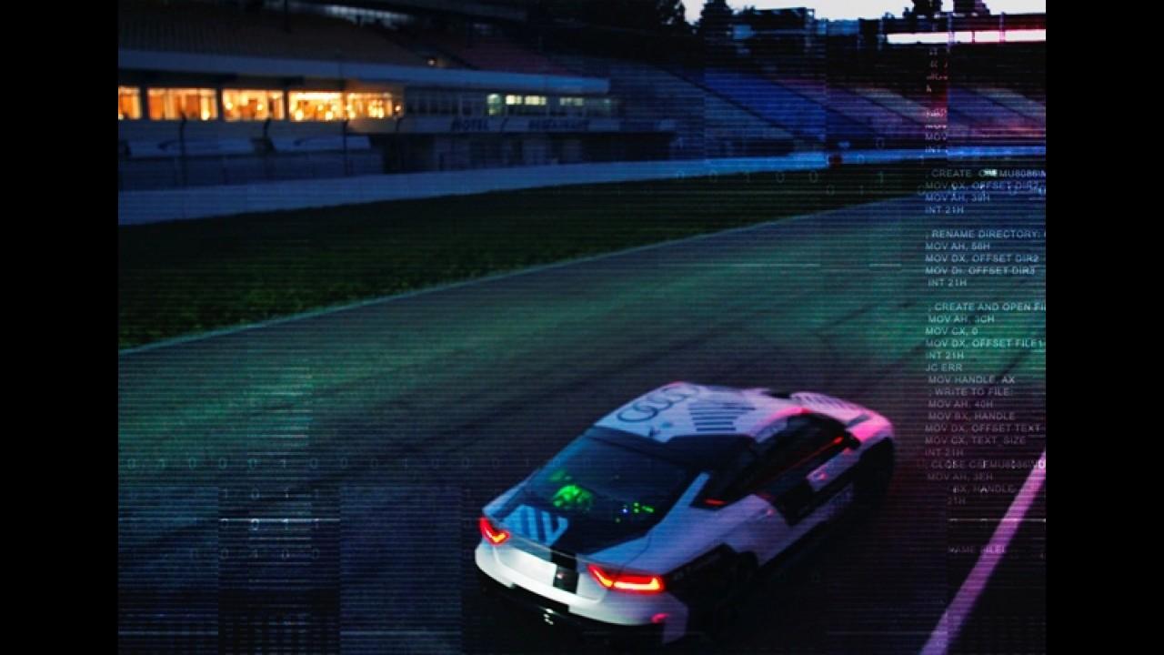 Audi RS7 conceitual irá a 240 km/h sem piloto em pista de F1