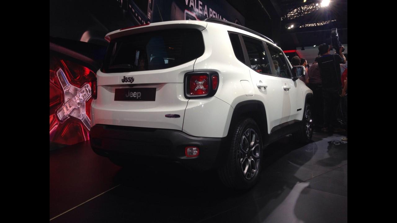 Em breve no Brasil, Jeep Renegade custará o equivalente a R$ 46 mil nos EUA