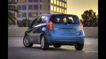 Nissan Versa Note - Versão norte-americana do Note pode chegar ao Brasil