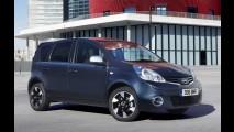 Nissan atualiza visual da minivan Note na Europa