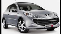 Peugeot 207 Quiksilver - Novo lote chega em setembro