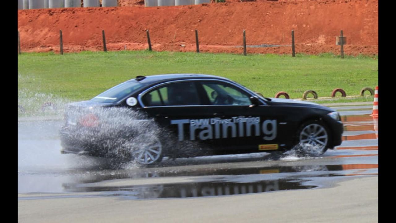 CARPLACE no BMW Driver Training