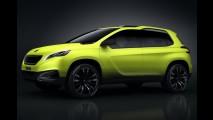 Peugeot confirma a produção do crossover 2008 no Brasil em 2013