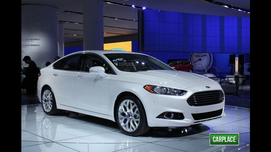 Oficial: Ford confirma Novo Fusion com motor 2.0 EcoBoost de 240 cv no Brasil