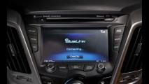 Hyundai lança sistema multimídia BlueLink