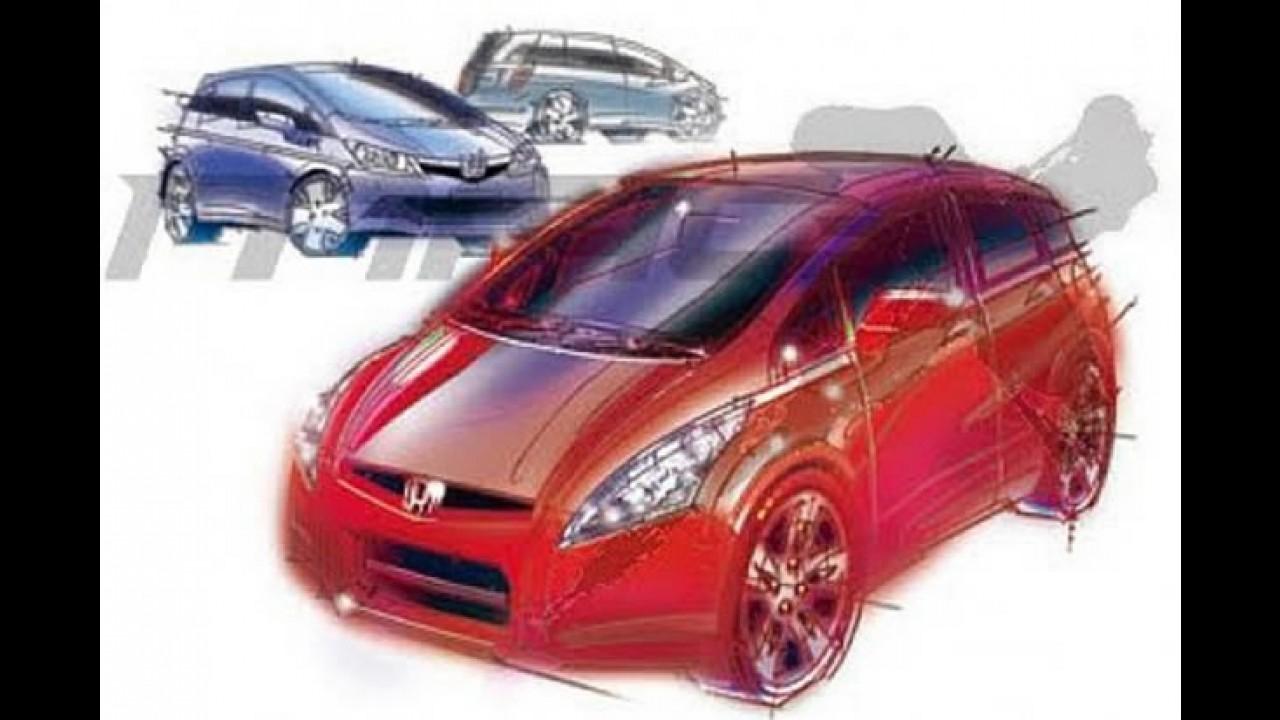 Novo Honda Fit 2013 ou 2014?