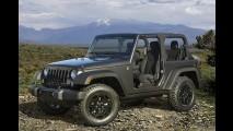Wrangler ganhará série especial em homenagem ao lendário Jeep Willys