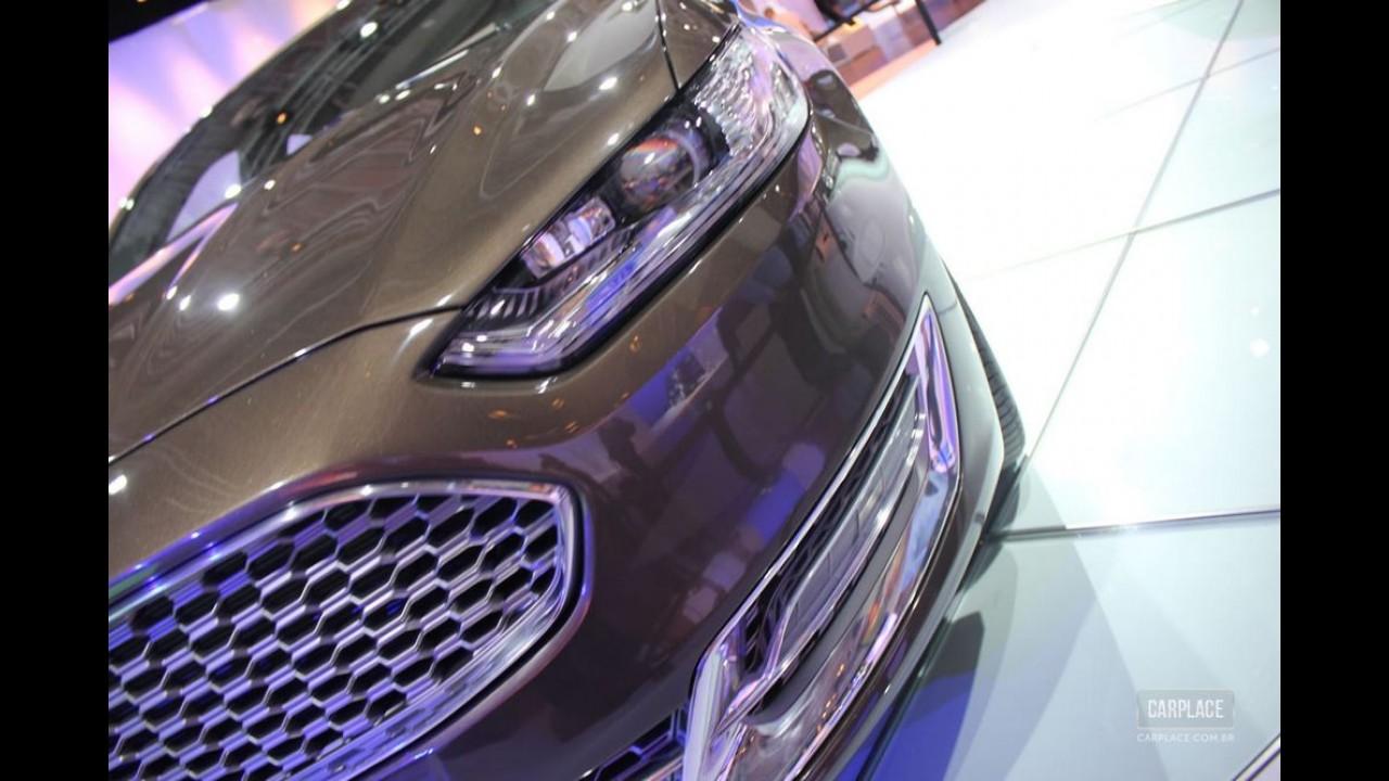 Salão de Frankfurt: Mondeo Vignale Concept anuncia a linha de luxo da Ford
