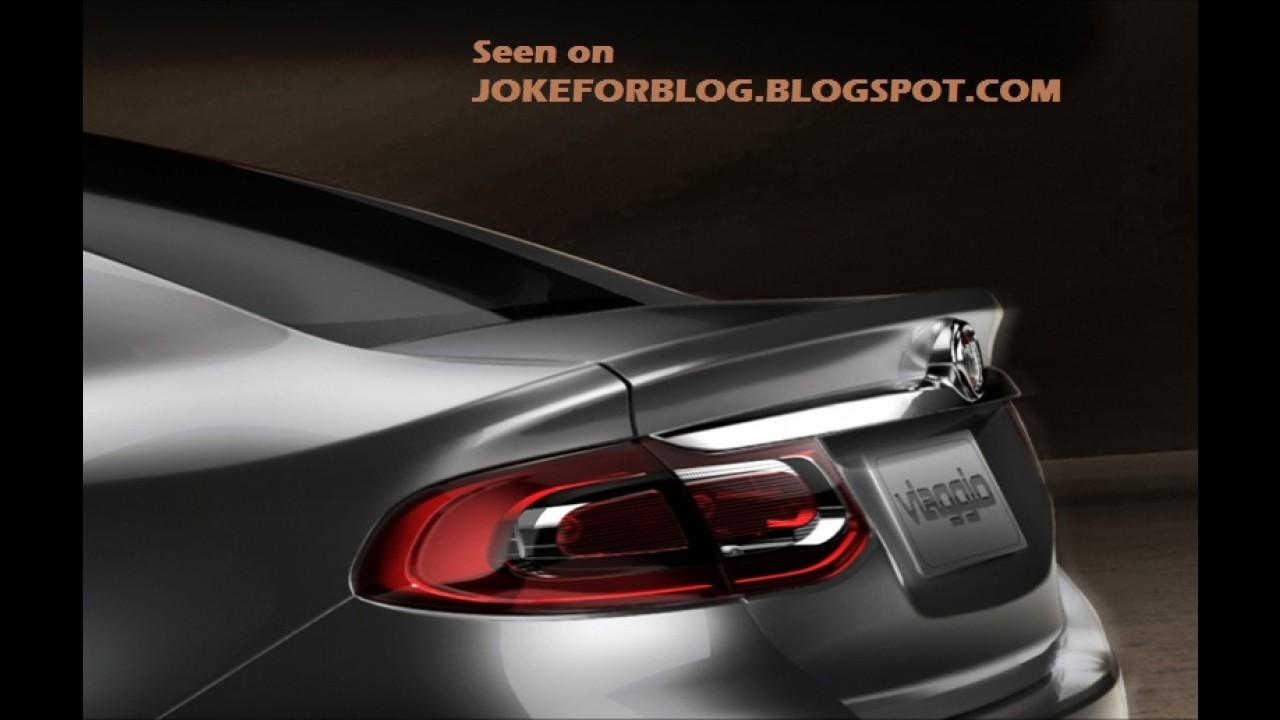 Irmão do Dodge Dart: Fiat Viaggio aparece em primeiras imagens oficiais antes da hora
