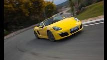 Avaliação especial de verão Carplace: Porsche Boxster S - Aberto a provocações