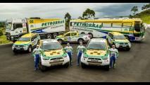 Rally Dakar 2014: ASX Racing é o carro escolhido pela equipe Mitsubishi Petrobras