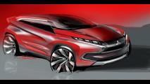 Suspense: próximo Mitsubishi Evo pode ser baseado no novo ASX
