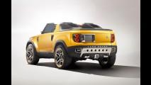 Salão de Frankfurt: Land Rover revela mais detalhes do DC100 e DC100 Sport