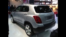 Salão de Buenos Aires: Chevrolet Tracker ainda não está confirmado para o Brasil