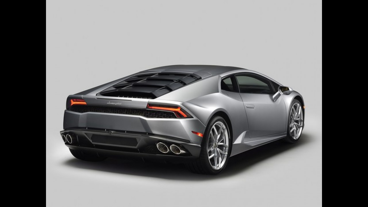 Lamborghini diz que já recebeu mais de 700 encomendas do Huracán