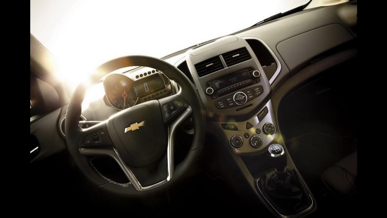"""Chevrolet Sonic ganha edição limitada com cores """"chamativas"""" nos EUA"""