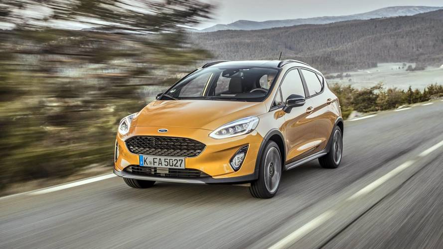 Ford Fiesta ST will cost from £18995