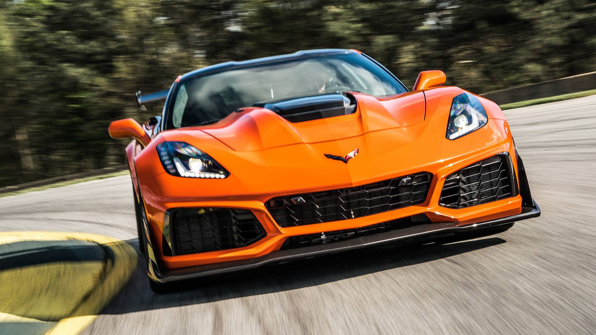 Car Brands With D >> 2019 Chevrolet Corvette ZR-1 - DX Reference Room - DiecastXchange.com Diecast Cars Forums