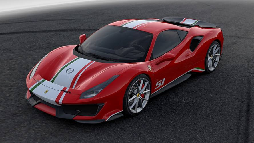 Ferrari creates road-going 488 edition for racing clients