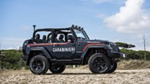 Jeep Wrangler of Carabinieri