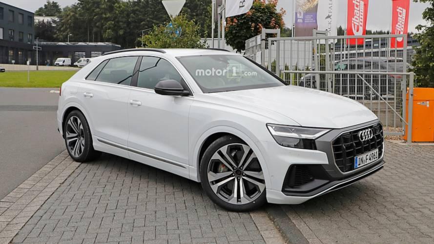 Audi SQ8, benzinli ve dizel seçeneklere sahip olacak