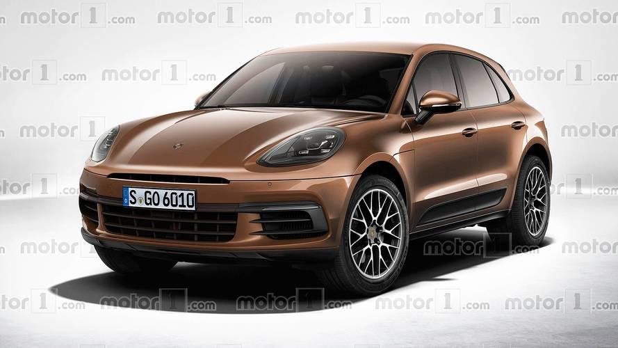 Porsche Macan, nuova faccia per restare giovane